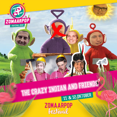 The Crazy Indian and Friends